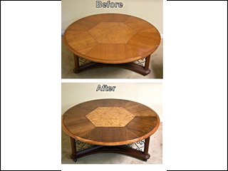 coffee table resoration